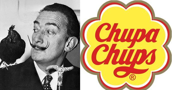 brand and logo the person behind chupa chups logo design